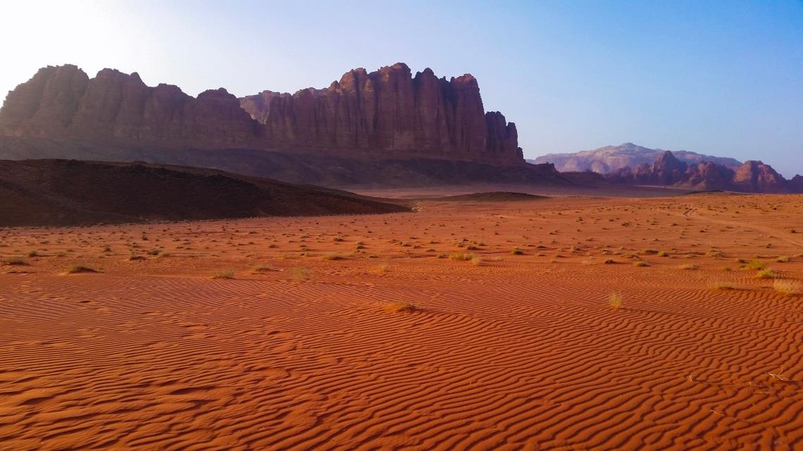 Wadi Rum Desert 2